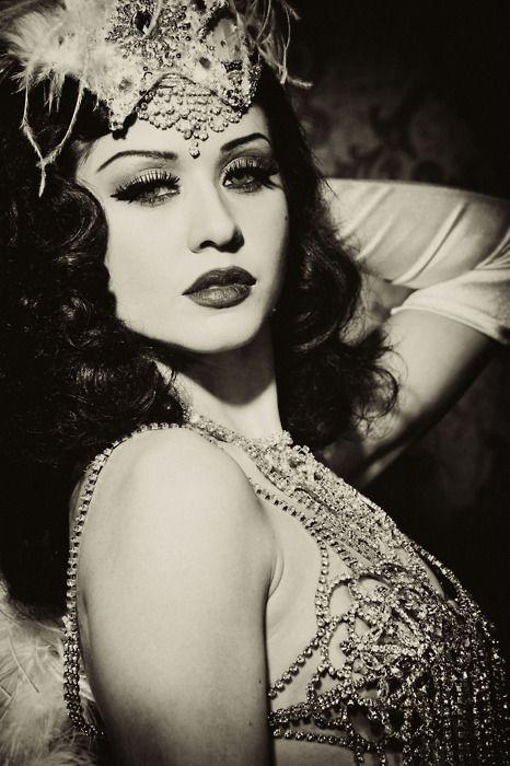 Vintage Burlesque Photos 44
