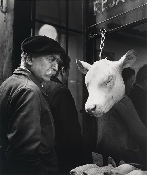"""Robert Doisneau """"The Innocent"""""""