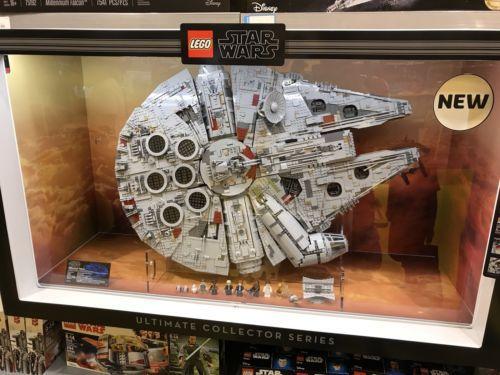 Lego Star Wars Millennium Falcon 75192 Ucs Ultimate Collectors Series Sealed New Lego Star Lego Star Wars Lego