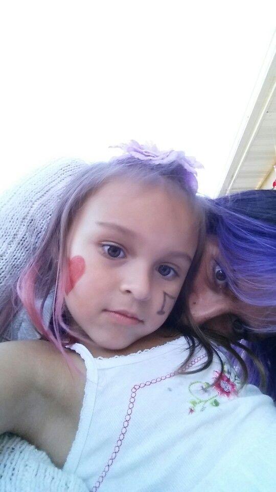 Mommy & I <3.