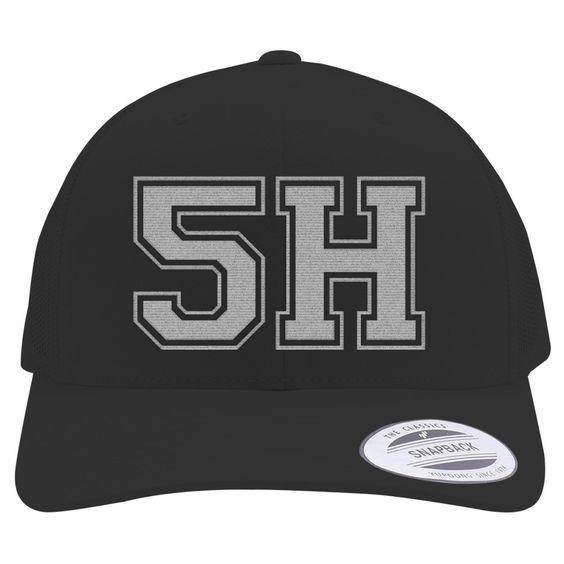 Fifth Harmony Retro Embroidered Trucker Hat