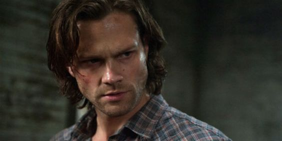 "Jared Padalecki in ""Supernatural"" © Warner"