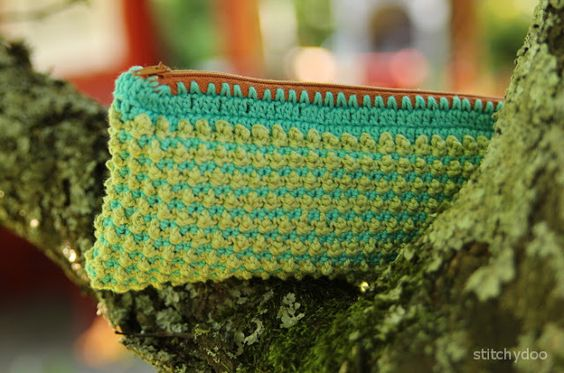 Crochet Zipper : zipper pouche crochet zipper zippers direkt search html handicrafts ...