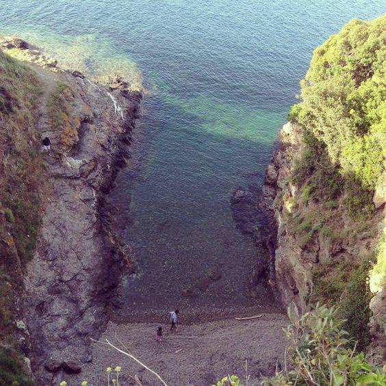 Spiaggetta di Forte Focardo, Capoliveri, isola d'Elba Ph. Elba VistaMare