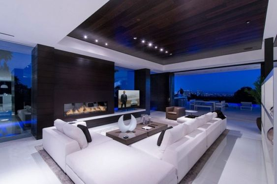 Casa de lujo en Beverly Hills https://goo.gl/D8sChn #arquitectura #architecture