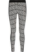 Jane jacquard knit leggings - DAGMAR
