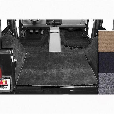 Rugged Ridge Carpet Kit 13690 01 In 2020 Jeep Cj Rugged Ridge Jeep Wrangler Interior