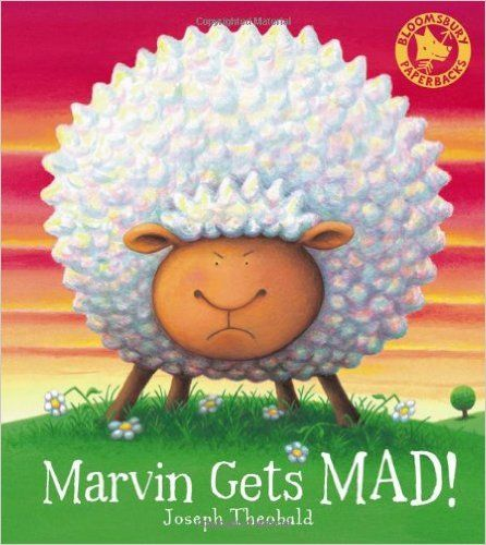 Marvin Gets Mad (Bloomsbury Paperbacks): Amazon.co.uk: Joseph Theobald: 9780747594864: Books: