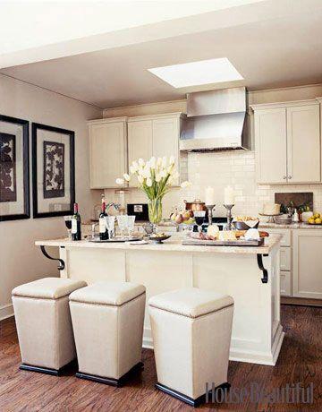Tranquil Kitchen