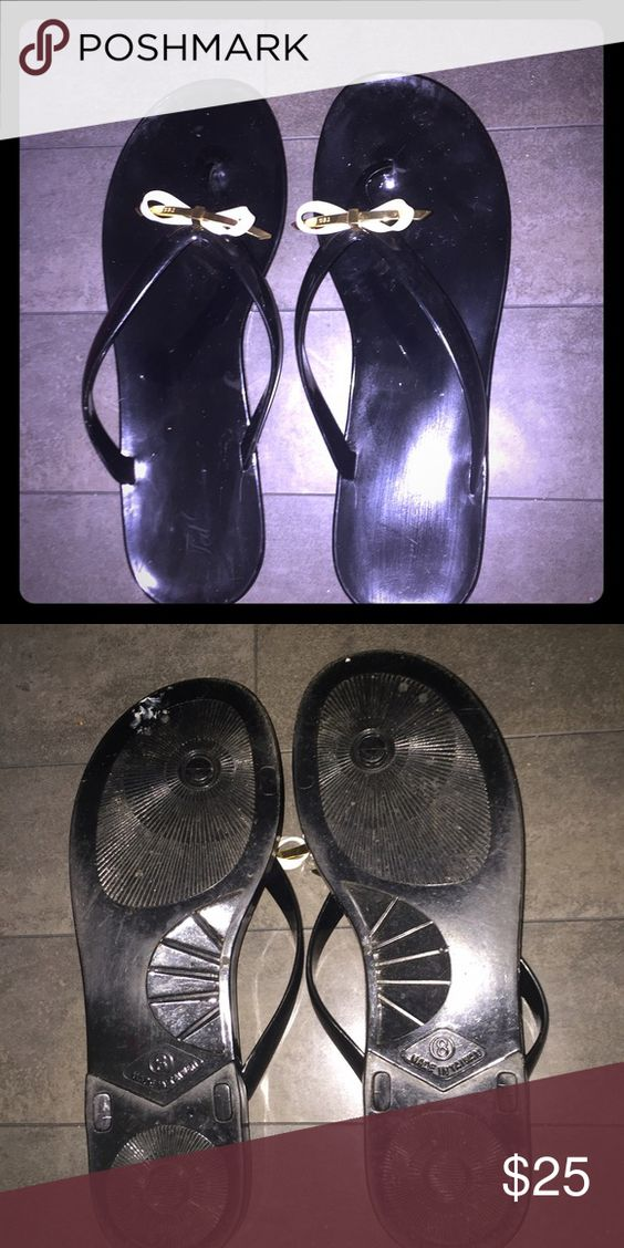 Ted Baker jelly flats. Size 10 These are a fun pair of Ted Baker jellies! Ted Baker Shoes Sandals