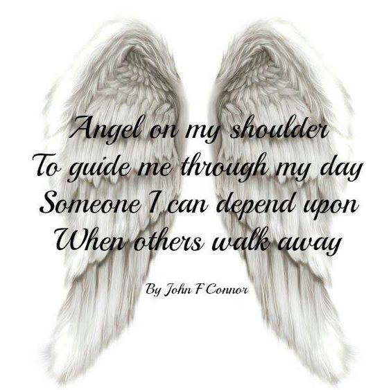 Cute angel wings for a tat