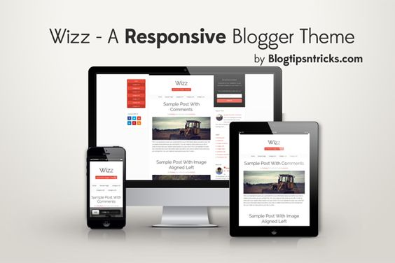 Wizz is a 3 Column Elegant looking Theme with a Custom Opt-In Form on the top right side of the sidebar. It has custom features like Two Responsive Navigation Menus, Custom Profile Icon Widget, Etc.