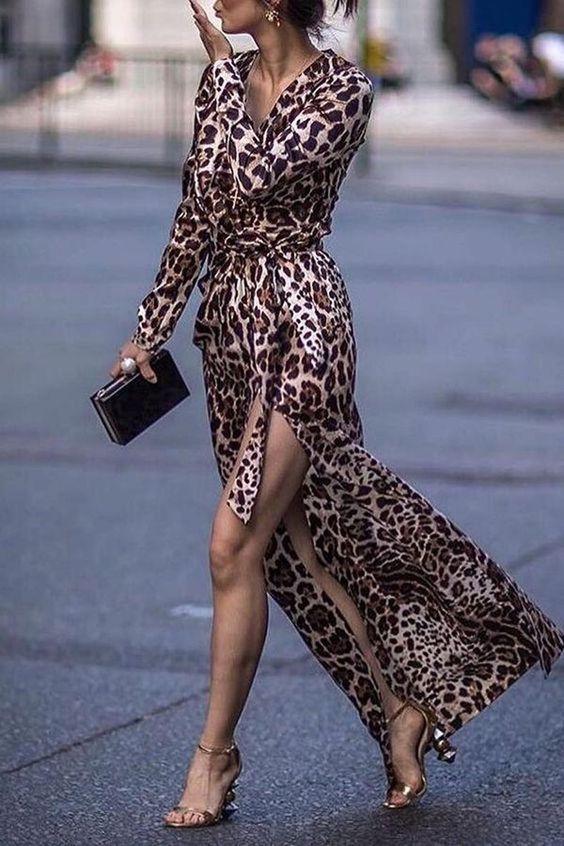 El Estampado De Leopardo No Lo Abandonaremos Por Nada Del Mundo | Cut & Paste – Blog de Moda