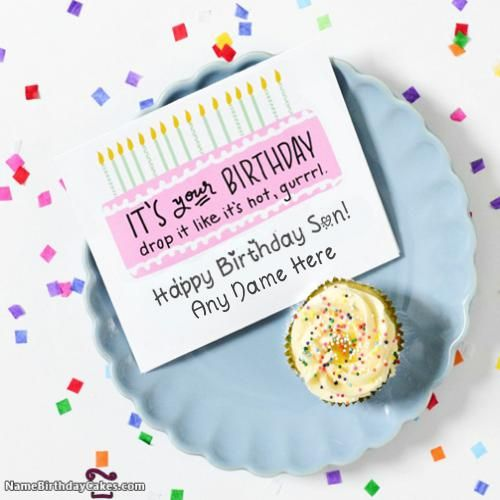 Pin On Happy Birthday Wishes With Name