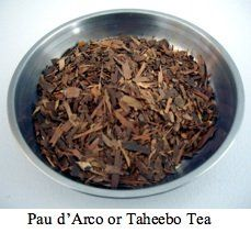 Pau d'Arco or Taheebo Tea