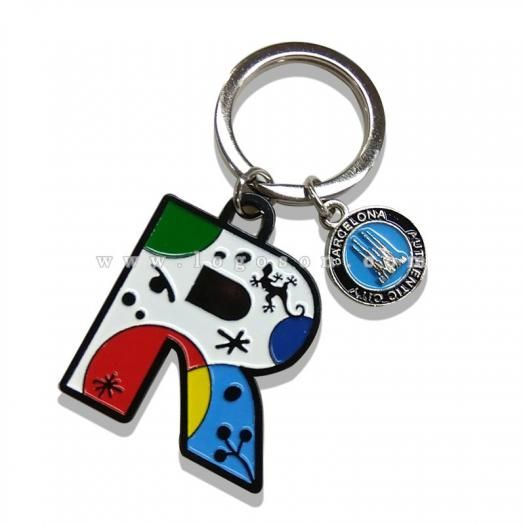Key Ring// Key Chain Woman Metal Bottle Opener Keyring Choose Metallic Colour