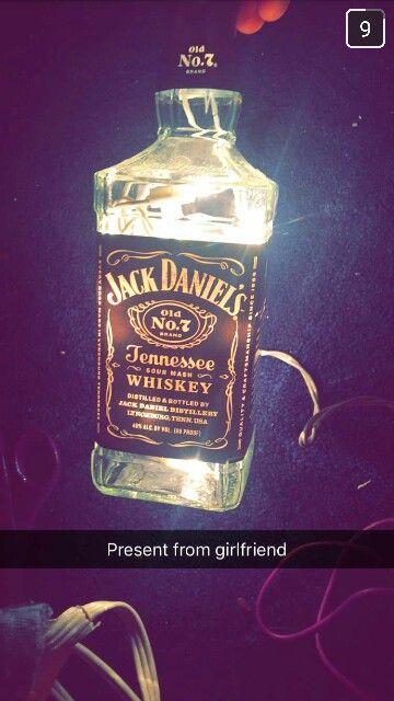 Jack daniels light