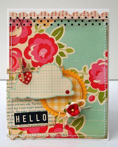 Hello card | Flickr - Photo Sharing!