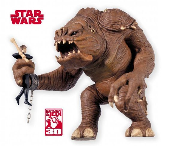 Star Wars Hallmark SDCC 2013 Exclusive Wrath of the Rancor Ornament MIB SOLD OUT