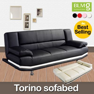 [S$139.00][Chinese New Year/CNY][BLMG_SG] Torino Sofabed★Sofa★Furniture★Chair★Sofa Bed★Gift★Living★Multi purpose★Comfortable★Local delivery