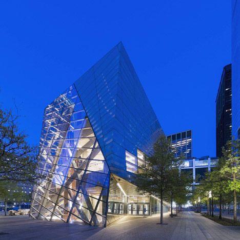 National September 11 Memorial Museum by Snøhetta opens in New York