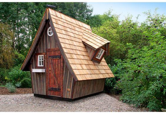 Holz-Gartenhaus Lieblingsplatz Komplett-SetArt.Nr. 7416621
