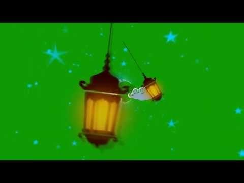 كروما خضراء للمونتاج شهر رمضان 2020 مجانا للتحميل Youtube In 2020 Ramadan Decorations Ramadan Novelty Lamp
