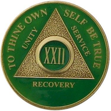 ... recovery gifts, alcoholics anonymous chips, addiction recovery, sober