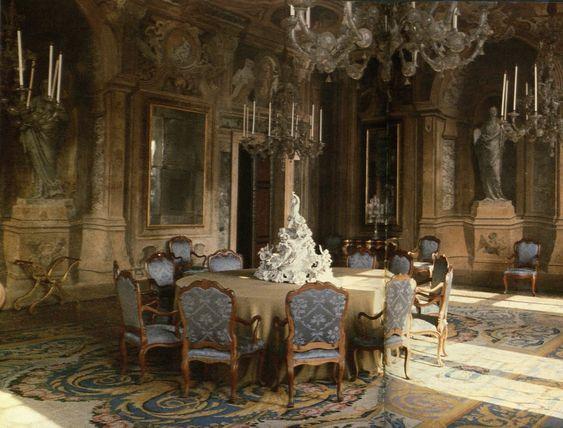 Palazzo Labia, Venice, Italy:
