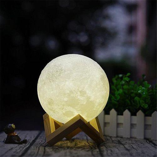 Shiny Moonlight Lamp Led Light In 2020 Night Light Lamp Led Night Light Moon Light Lamp
