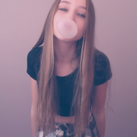 This is really cute I love blowing bubbles this big but then it pops and its embarassing but oh well