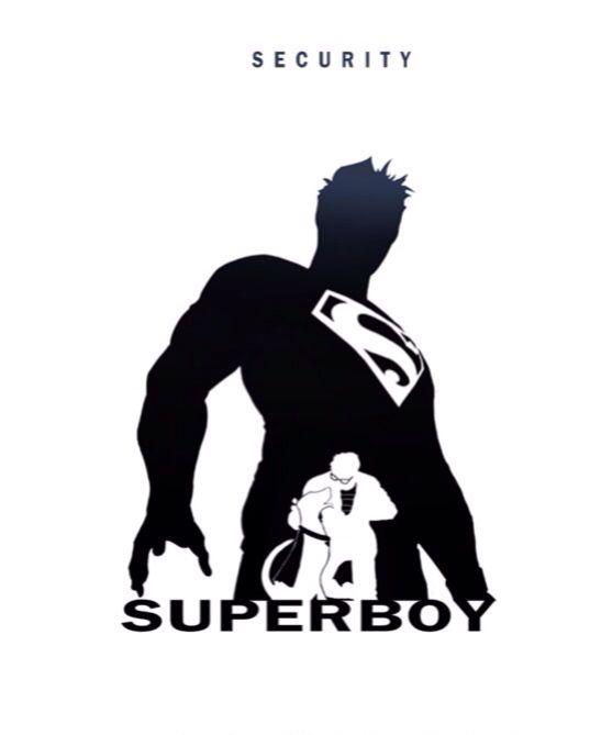 Superboy - Security by Steve Garcia