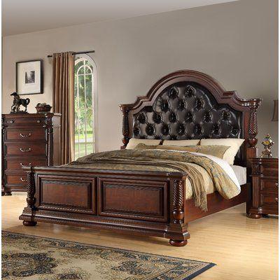 Astoria Grand Milbourn Upholstered Standard Bed King Bedroom Sets Queen Panel Beds Bed Furniture Cheap california king bedroom sets