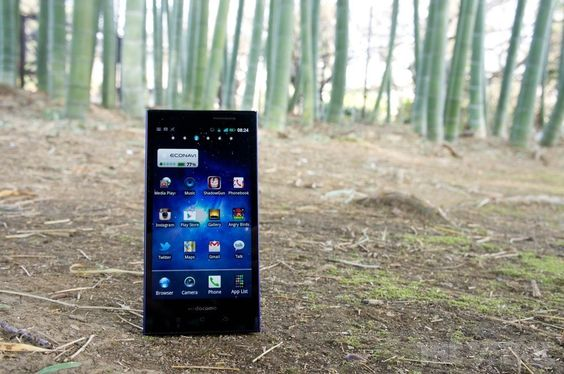 Panasonic P-04D (Eluga) review: from Japan with love   http://vrge.co/IjZWoW