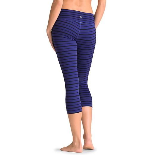 Stripes Chaturanga™ Capri | Athleta