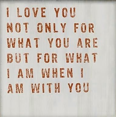 love this saying: Iloveyou, Wedding Vows, True Love, My Husband, So True, Thought, Already, Better Person