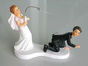 pour dcorer et mettre en valeur votre pice monte vos tables votre gteau ou votre buffet nos figurines de maris humoristiques feront rire au - Figurine Mariage Humoristique Pas Cher