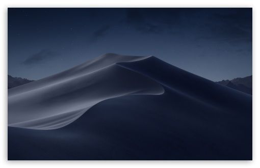 Macos Mojave Night Hd Wallpaper For 4k Uhd Widescreen Desktop Smartphone Mac Os Wallpaper Mac Wallpaper Desktop Wallpaper