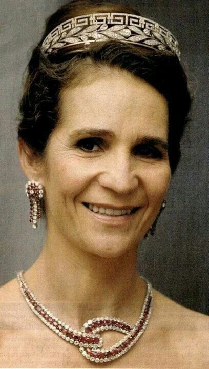 SAR Infanta Elena de Borbón