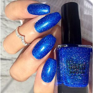 Wikkid- Holo- Electric Blue (H)