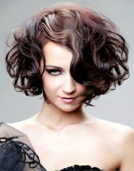 Surprising 20 Best Short Curly Hairstyles 2014 Short Hairstyles 2014 Most Short Hairstyles Gunalazisus
