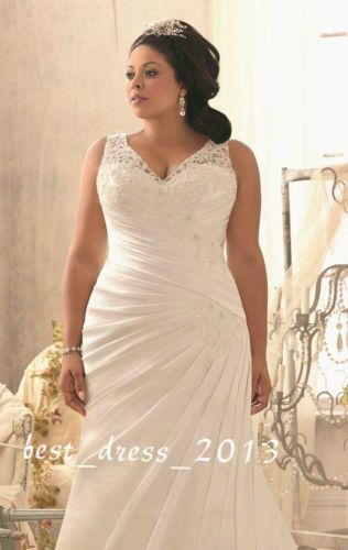 Imgenes De Plus Size Bridesmaid Dresses Ebay