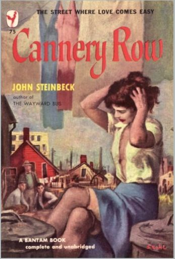 Term paper help! i cant find historical content, or literary criticism, on John Steinbeck's The Red Pony?