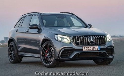 El Mercedes Amg Glc 63 Y Glc 63 Coupe 2019 Capturaran Nueva York