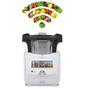Robot Silvercrest Monsieur Cuisine Connect Le Valeureux Challenger Du Thermomix Food Processor Recipes Cooking Appliances Online Food