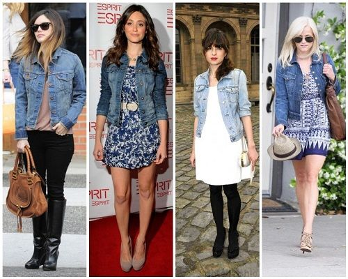 Women Denim Jacket | Denim Jacket | Pinterest | For women, Outfits ...