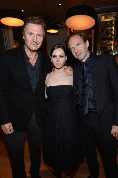 "Felicity Jones Photos: 2013 Toronto International Film Festival - Grey Goose Vodka Dinner For ""The Invisible Woman"""