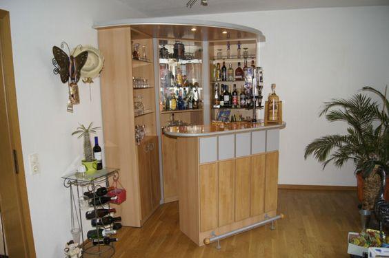 Dise os modernos para el bar de la casa comidas ricas - Disenos de comedores modernos ...