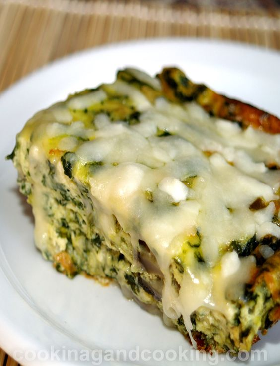 Spinach Ricotta Frittata Recipe | spinach & other cool things ...