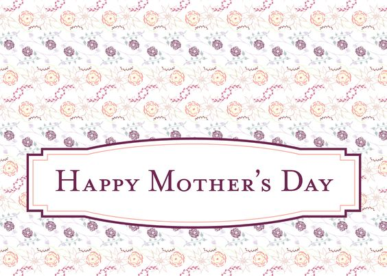 Floral Mother's Day Cards – Designs By Miss Mandee